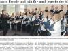 Segeberger Zeitung vom 22.10.2013 - Chorsingen | KLICK = vergrößern