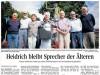 Segeberger Zeitung vom 06.04.2017 –  Vorstandswahl | KLICK = vergrössern