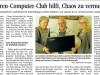 Segeberger Zeitung vom 21.10.2017 –  PC Club | KLICK = vergrössern